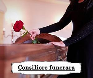Consiliere funerara